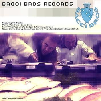 Bacci Bros Records