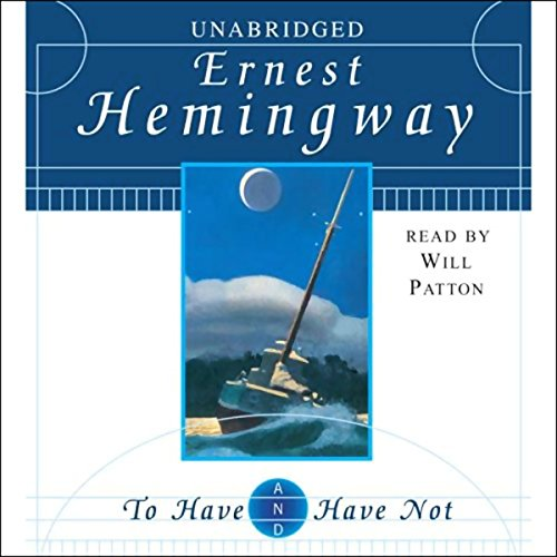 To Have and Have Not audiobook cover art