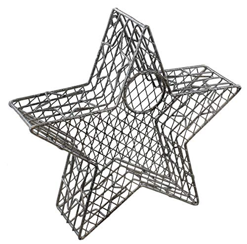 Metal Star Shaped Wine Cork Holder