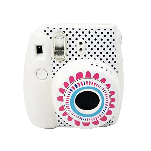 Great Deal! FoRapid Creative Fujifilm Instax Mini 9/ Mini 8 Camera Decorative Body Sticker/Camera De...