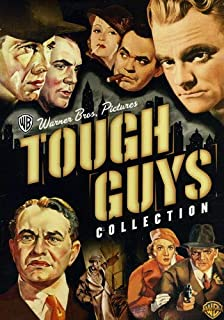 Warner Bros. Pictures Tough Guys: (Bullets or Ballots / City for Conquest / Each Dawn I Die / G Men / San Quentin / and more)