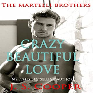 Crazy Beautiful Love audiobook cover art