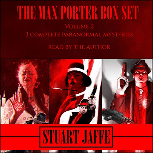 The Max Porter Box Set: Volume 2 cover art