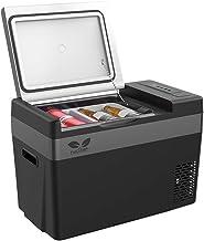 Sponsored Ad - F40C4TMP 12V Car Refrigerator Portable Freezer 30 Quart(28L), Portable Refrigerator Fridge(-7.6℉~50℉)with 1...