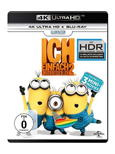 Ich - Einfach unverbesserlich 2 (4K Ultra HD) (+ Blu-ray)
