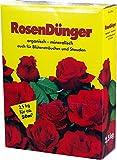 Rosendünger 4x 2,5 kg 10kg Rosen Dünger...
