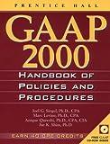 Gaap Handbook of Policies and Procedures, 2000