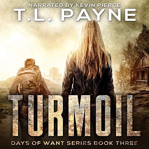 Turmoil audiobook cover art