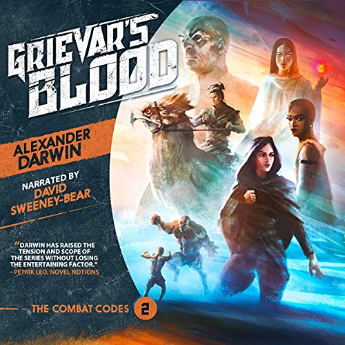 Grievar's Blood cover art