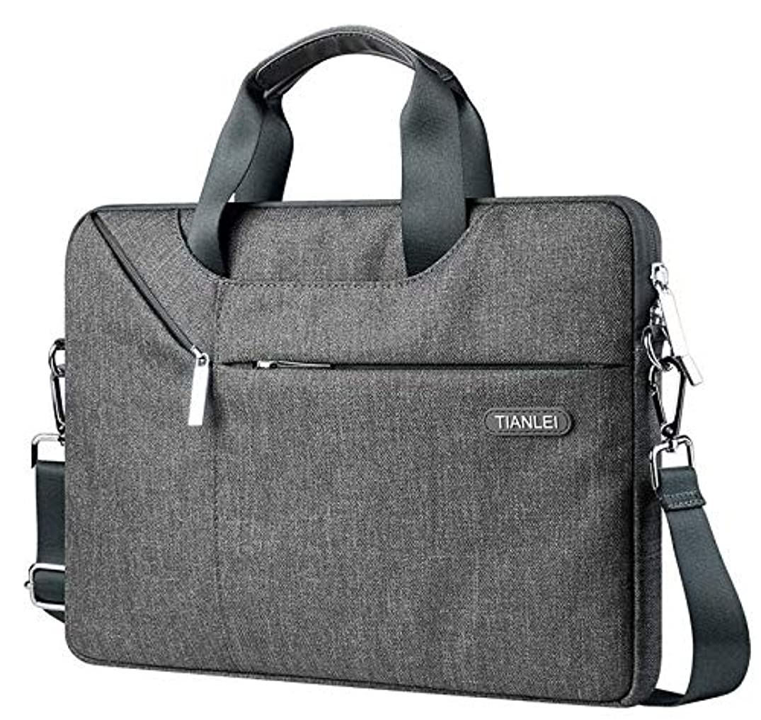 13 to13.3 in Business Messenger Sleeve Briefcase Travel Shoulder Bag For Apple MacBook Air 13 (2018) / Asus ZenBook S UX391UA / Lenovo Yoga C930 / Microsoft Surface Laptop 2 / Dell Inspiron 13 7000