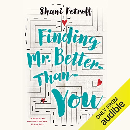 Finding Mr. Better-Than-You cover art