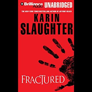 Fractured audiobook cover art