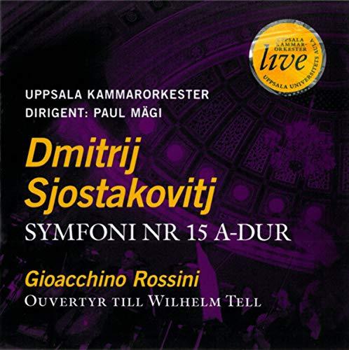 Sinfonie 15/Wilhelm Tell-Ouvertre