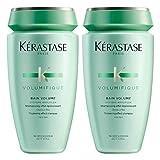 Kérastasase - Bote de champú aumentador de volumen y resis