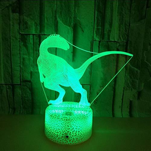 Layyqx LED-lampen met 3D-effect, voor kinderen en jongeren