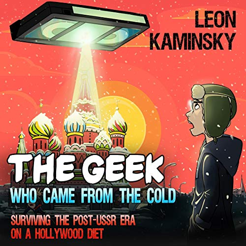 The Geek Who Came from the Cold  By  cover art