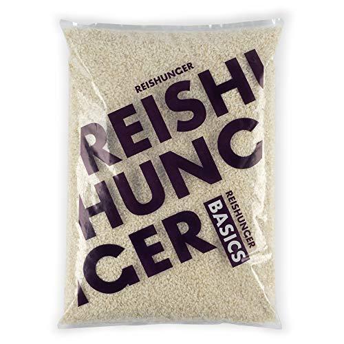 Reishunger Basics, Risotto & Milch Reis, Arborio 75 kg (15 x 5 kg) - erhältlich in 10 kg bis 250 kg