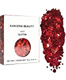 Vamp Chunky Glitter ✮ KARIZMA BEAUTY ✮ Festival Glitter Cosmetic Face Body Hair Nails