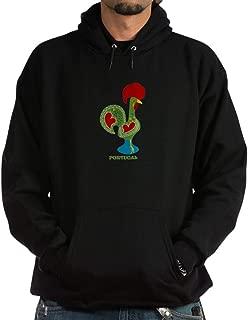 CafePress Traditional Portuguese Rooster Hoodie Sweatshirt