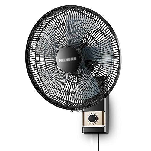 MAMINGBO Ventilador de Montaje en Pared de 16'Ventilador de Pared de refrigeración silenciosa por Aire de operación de 3 velocidades for Uso Industrial, Comercial, residencial, de Oficina