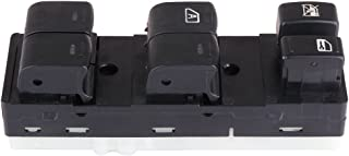 ECCPP Power Window Switch on Front Left Driver Side for 2008-2012 Nissan Teana