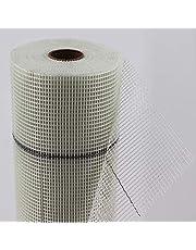 Aquagart WDVS Argeringsweefsel, 1 m breed, 165 g/m², binnenpoetsweefsel, legeringsweefsel voor buiten, weefselrol, gevelisolatie, poetsdrager weefselnet 4 x 4 mm, verschillende hoeveelheden