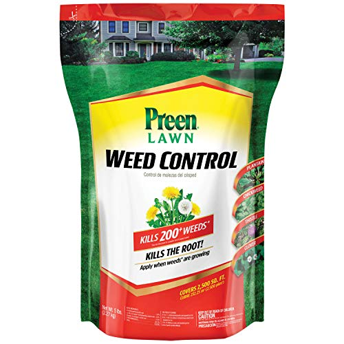 Preen 2464088 Lawn Weed Control - 5 lb. - Covers...