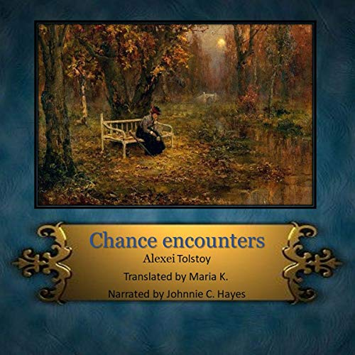 Chance Encounters audiobook cover art