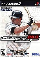 Sega Sports World Series Baseball 2k3 / Game
