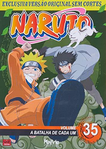 Naruto, V.35 - A Batalha De Cada Um
