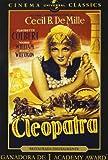 Cleopatra (1934) [1934] (Import Movie) (European Format - Zone 2)