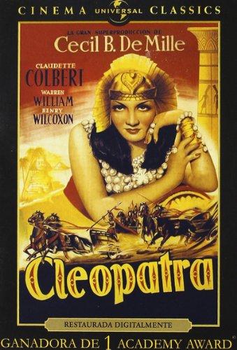 Cleopatra (1934) [DVD]