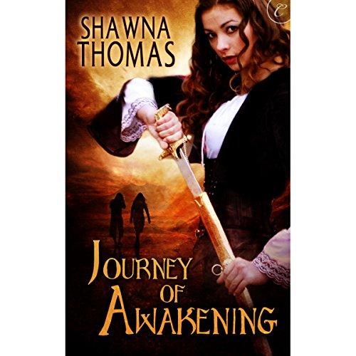 Journey of Awakening audiobook cover art