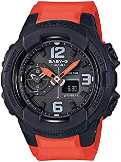 CASIO BABY-G RESIN BAND WOMENS WATCH