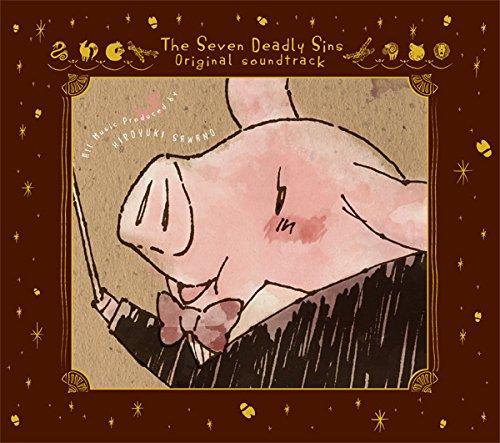 The Seven Deadly Sins Original Soundtrack