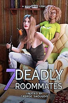 [George Saoulidis]の7 Deadly Roommates (Mean Gods Book 1) (English Edition)