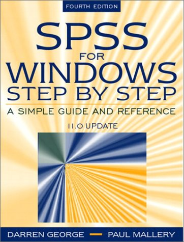 Download SPSS for Windows Step by Step: A Simple Guide and Reference, 11.0 Update (4th Edition) 0205375529