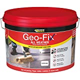 Geo-Fix All Weather Paving Joint Compound, Grey, 14 kg