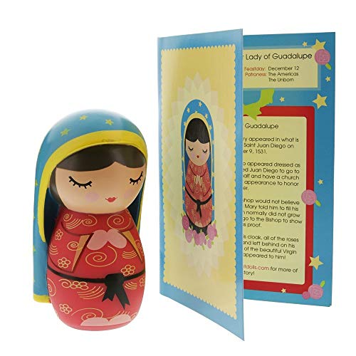 Our Lady of Guadalupe Collectible Vinyl Doll
