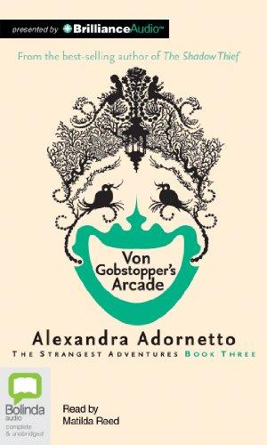 Von Gobstopper's Arcade (Strangest Adventures)