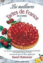 Les meilleures tartes de France, tome 2 de Daniel Chaboissier
