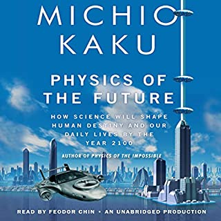 Physics of the Future cover art