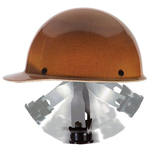 MSA 816654 Fas-Trac III Swing Ratchet Suspension for Skullgard Cap or Hat