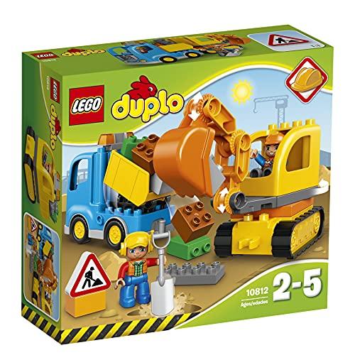 lego duplo grandi LEGO DuploTown CamioneScavatriceCingolata