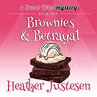 Brownies & Betrayal cover art