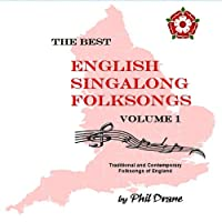 Vol. 1-Best English Singalong Folksongs
