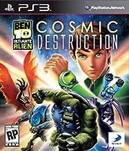 Ben 10 Ultimate Alien: Cosmic Destruction By D3 Publisher - PlayStation 3
