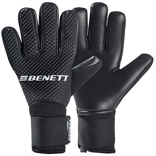 Benett Torwarthandschuhe A700 Blackout (9,5)