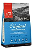 ORIJEN Dry Dog Food, Original, Grain Free, High Protein, Fresh & Raw...