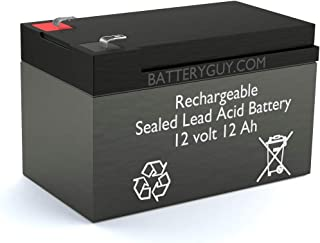 Werker WKA12-12F2 Replacement Battery (Rechargeable)